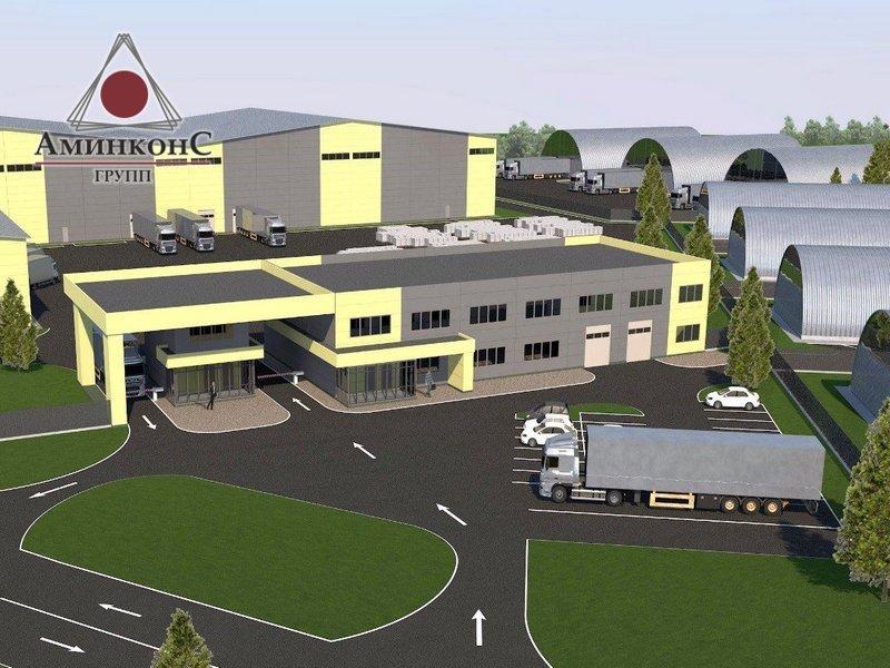 Площадка под индустриальный парк для развития малого и среднего бизнеса или отраслевойцентр