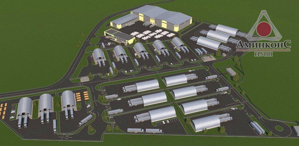 Концепт индустриального комплекса для малого и среднего бизнеса
